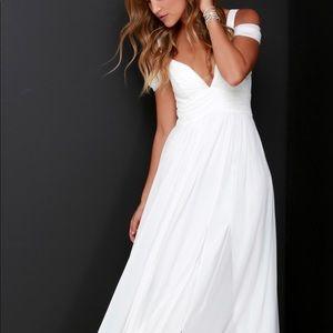 NWT Bariano Oceans of Elegance Maxi Dress